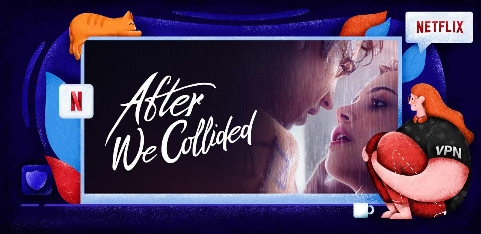 Hoe kun je After We Collided zien op Netflix