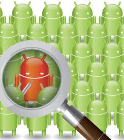 Android wycieka dane