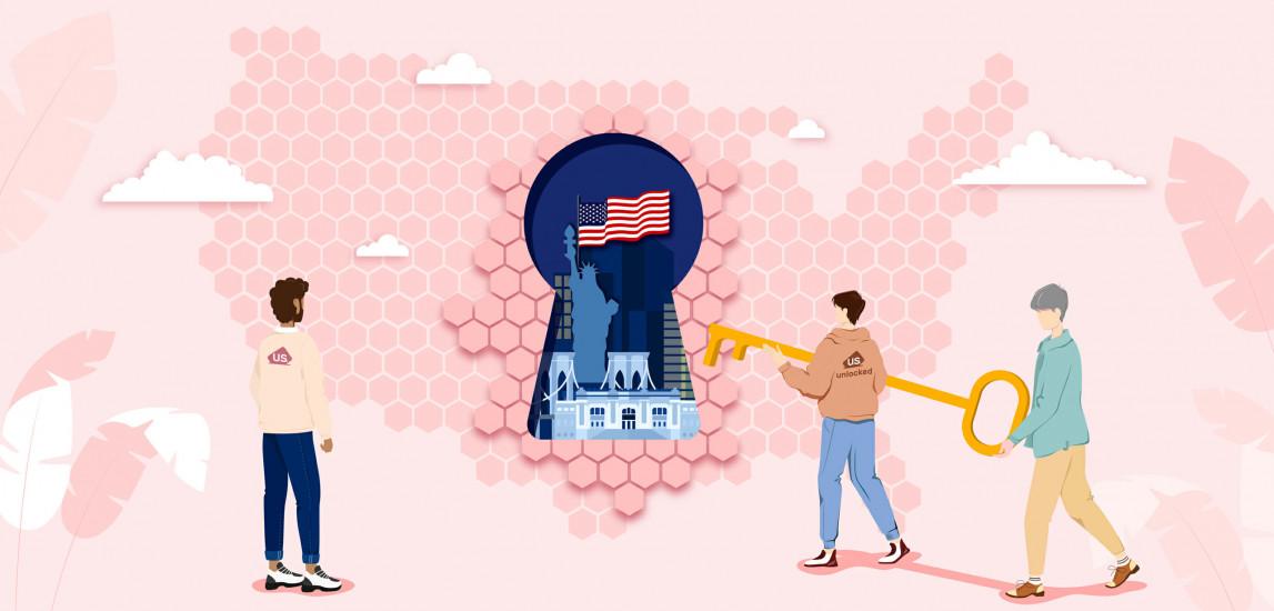 US Unlocked - American bank card anywhere