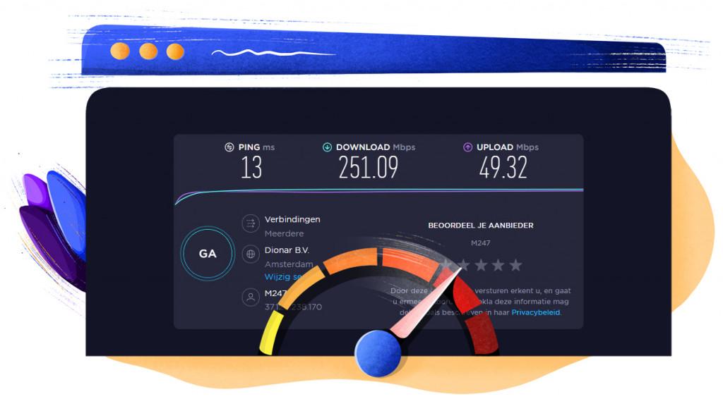 SafeSwap features speed test
