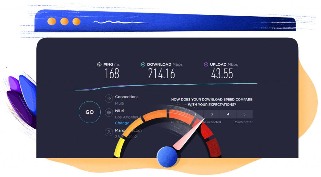 Free Atlas VPN version speed test