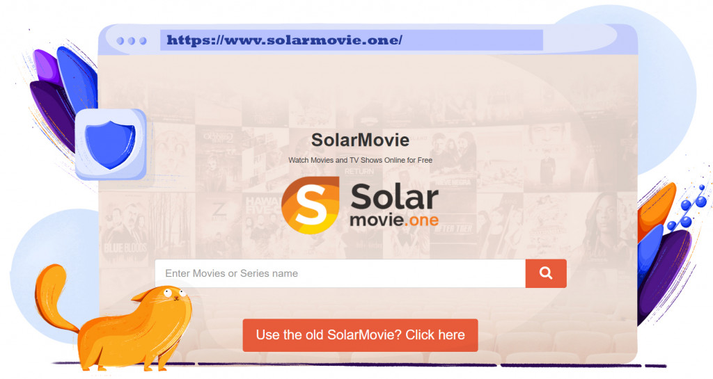 Register at SolarMovie to stream movies and TV shows for free