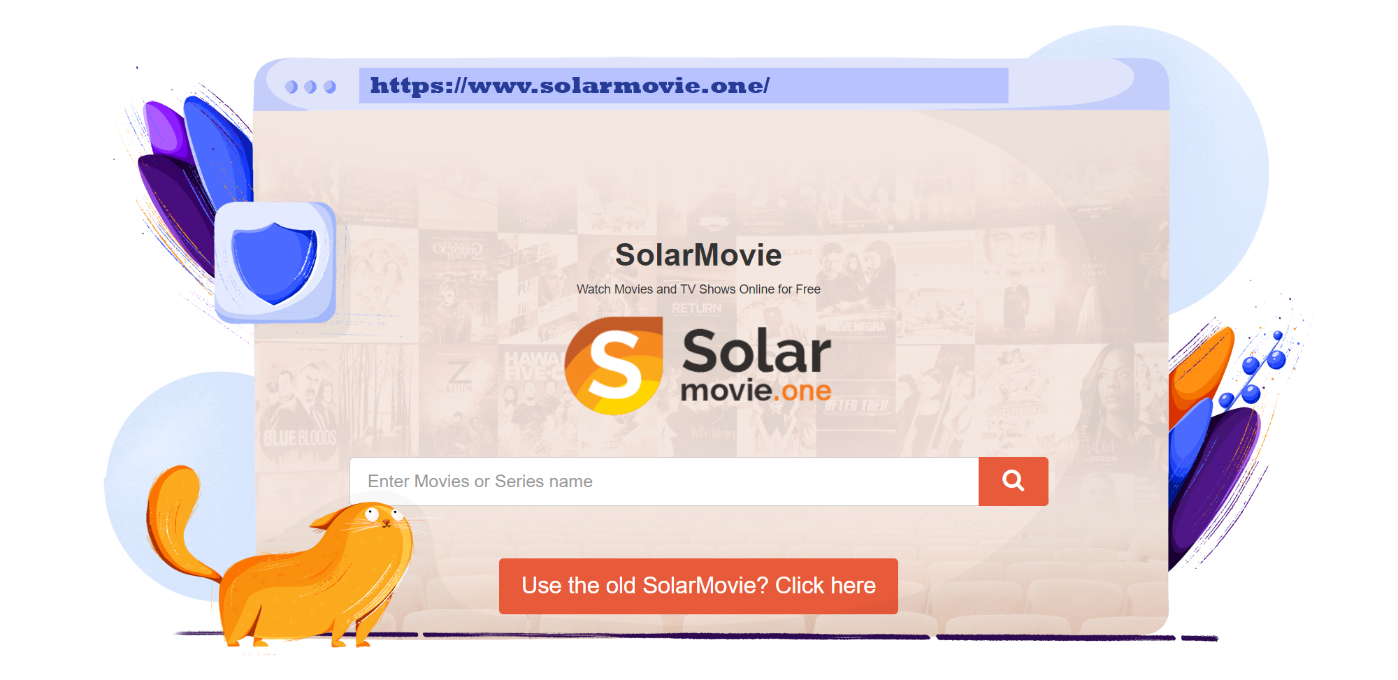 Registrati per vedere i contenuti in streaming su SolarMovies