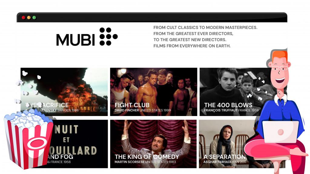 Mubi usługa streamingowa