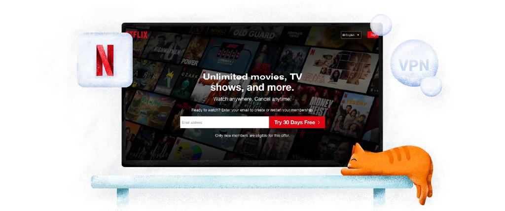 Netflix Streaming-Dienst
