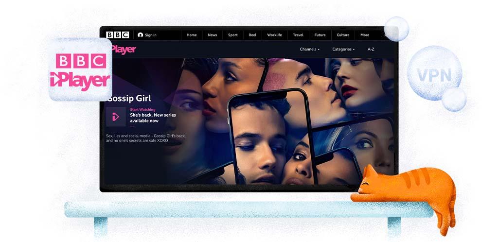BBC iPlayer: programmi televisivi britannici in streaming