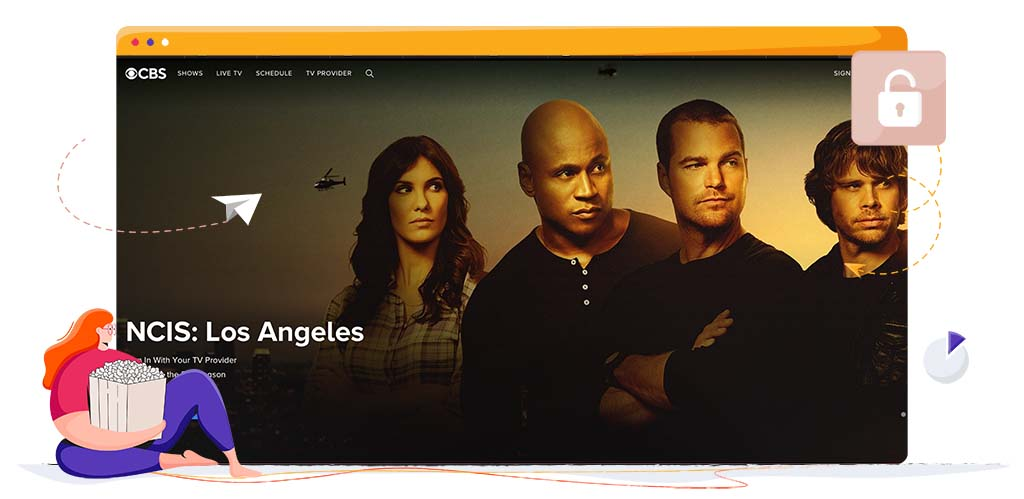 CBS All Access online streaming service