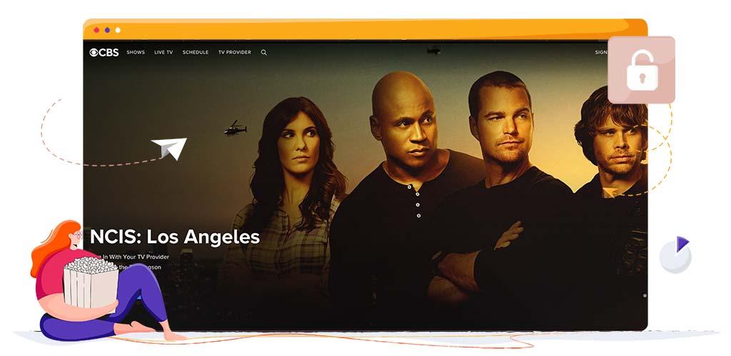 CBS All Access Online-Streaming-Dienst