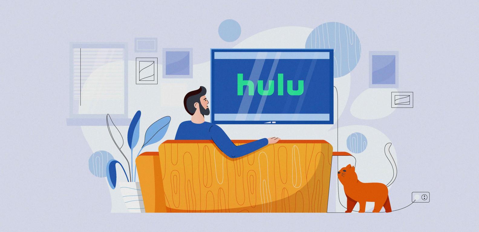 Watch-Hulu-with-VPN