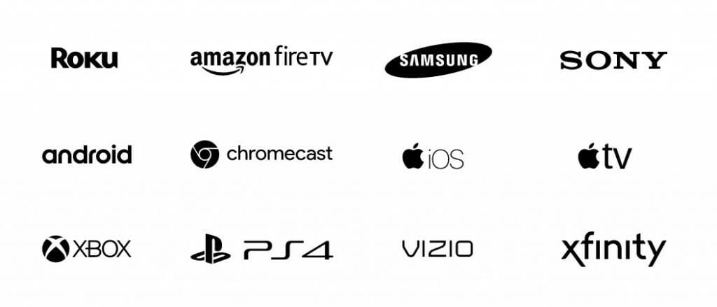 Tubi App Devices