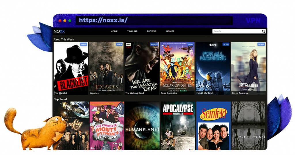 NOXX-streamingwebsite