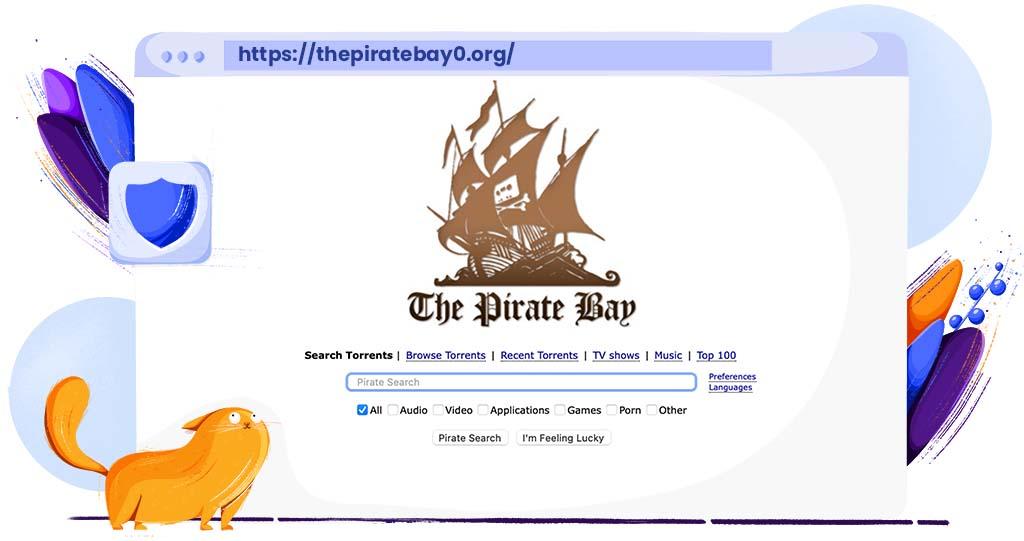 The Pirate Bay wordt in Nederland geblokkeerd