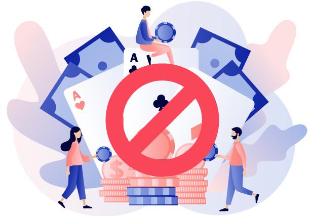 Gry hazardowe online zakazane w niektórych regionach