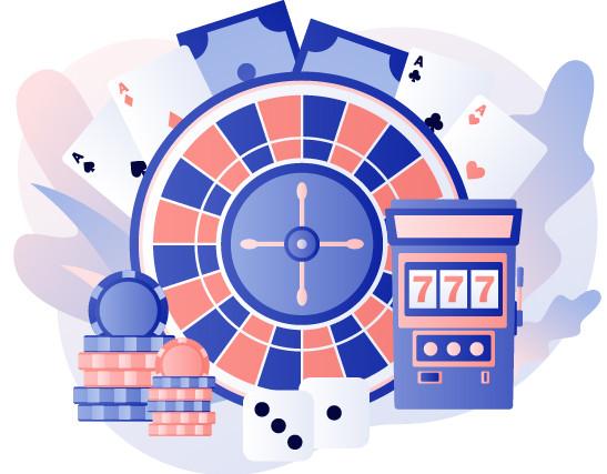 Gry hazardowe online z VPN