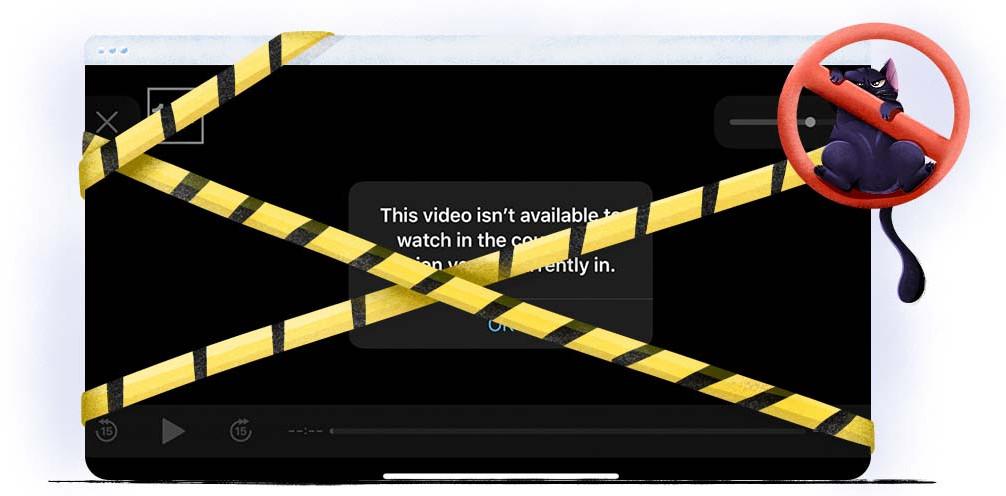 Er zijn geoblokkades voor sommige Apple TV Plus shows
