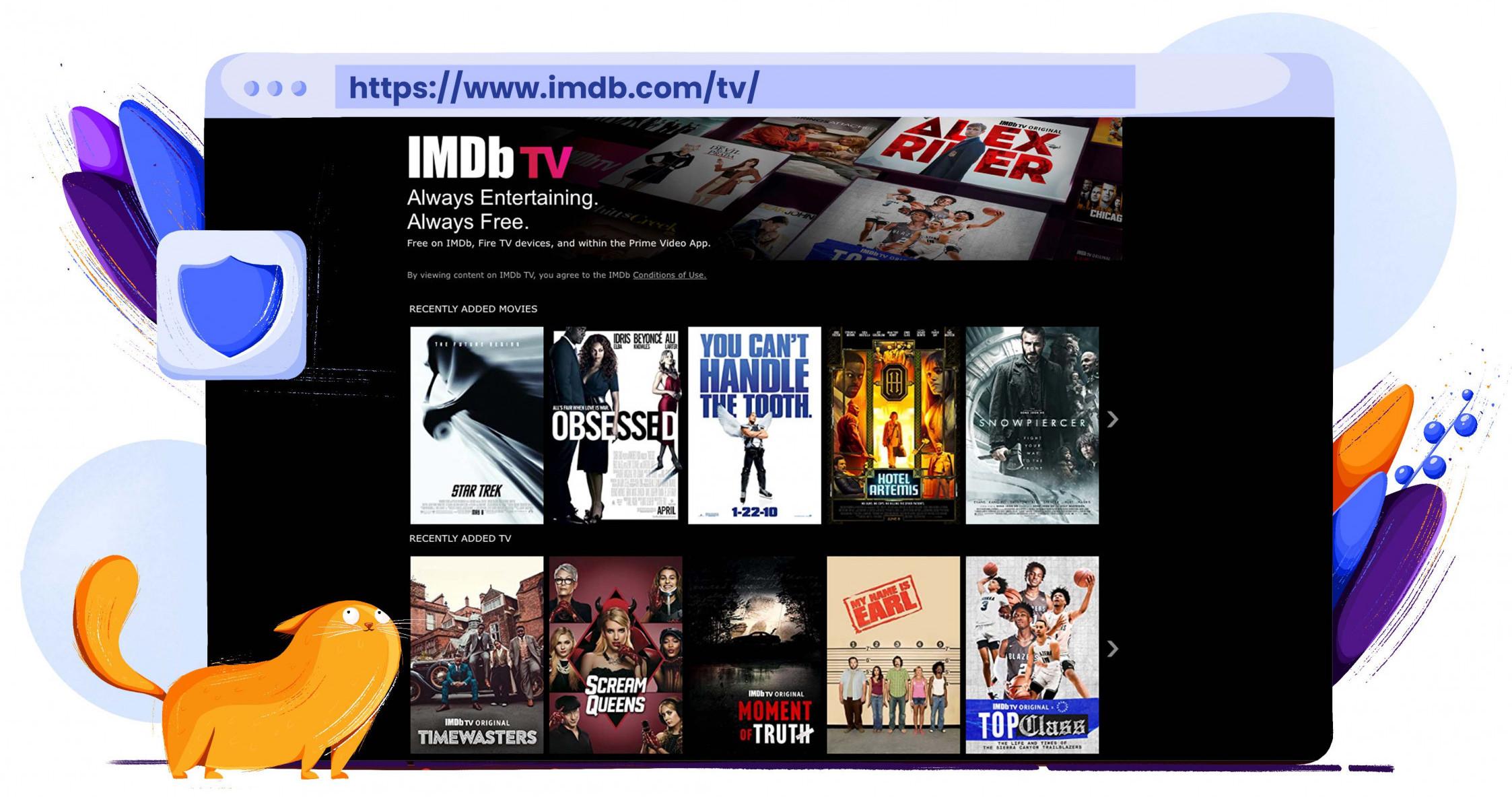 Einige der besten Sendungen sind auf IMDb TV zum Streamen verfügbar