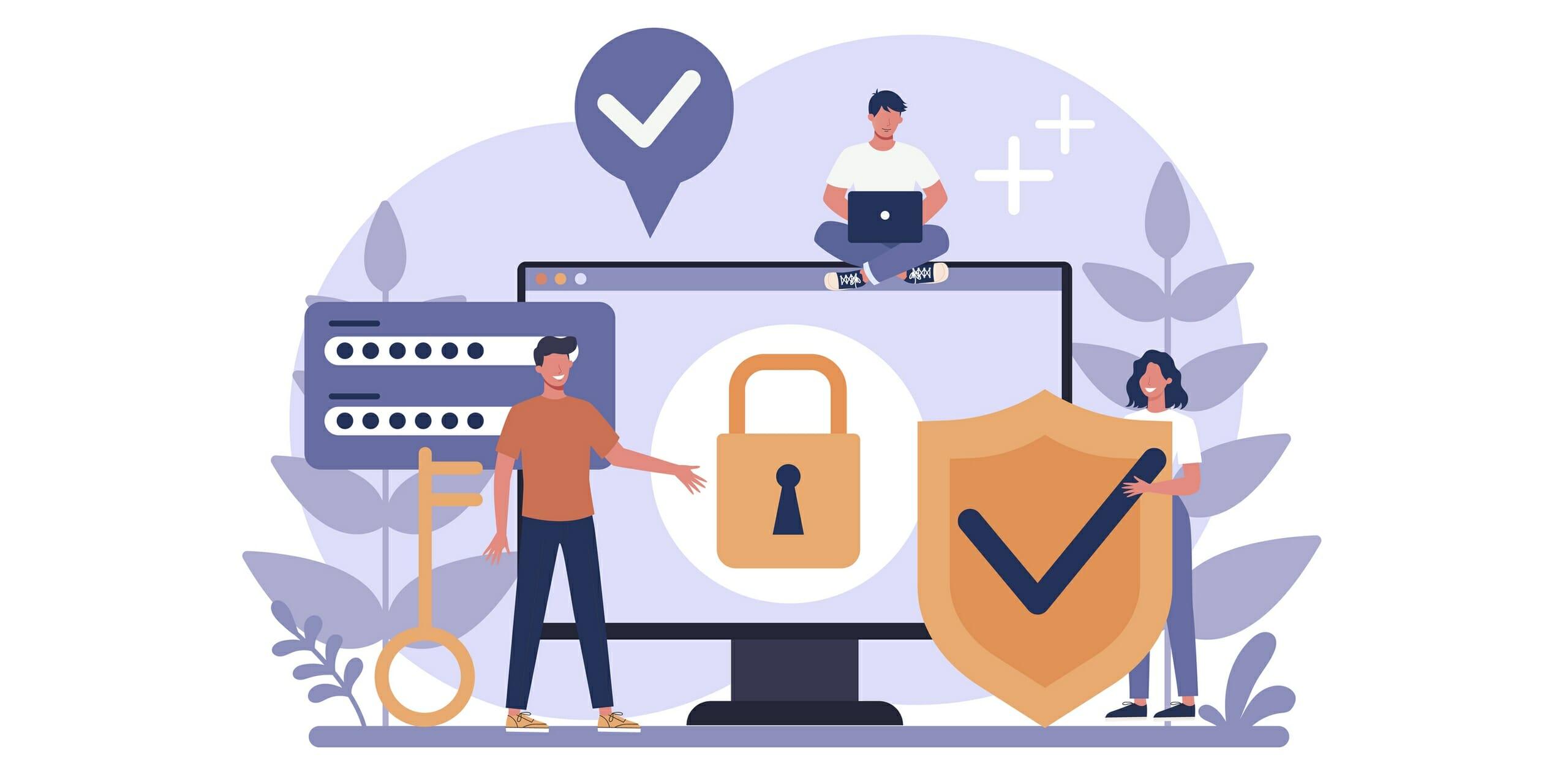 Een VPN beschermt je wanneer je online gokt