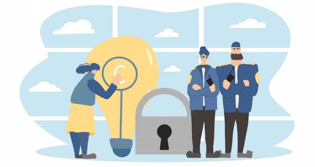 Nowe badanie dotyczące obrony praw autorskich
