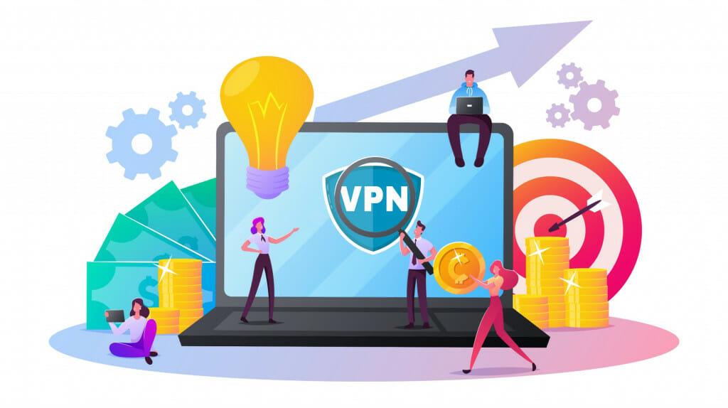 A fizetős VPN-ek sokkal többet nyújtanak, mint az ingyenesek
