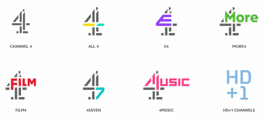 Channel 4 sister channels