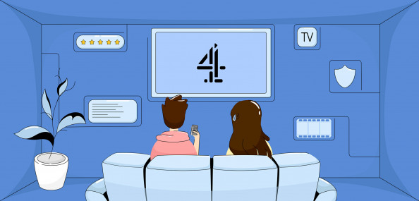 How to watch Channel 4 outside of the UK