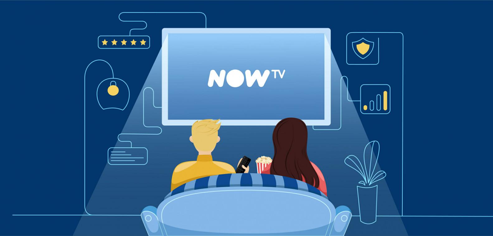 Come accedere a Now TV all'estero