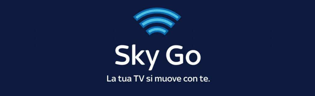 Sky Go all'estero