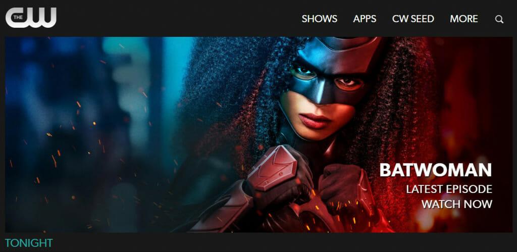 CW superhero shows