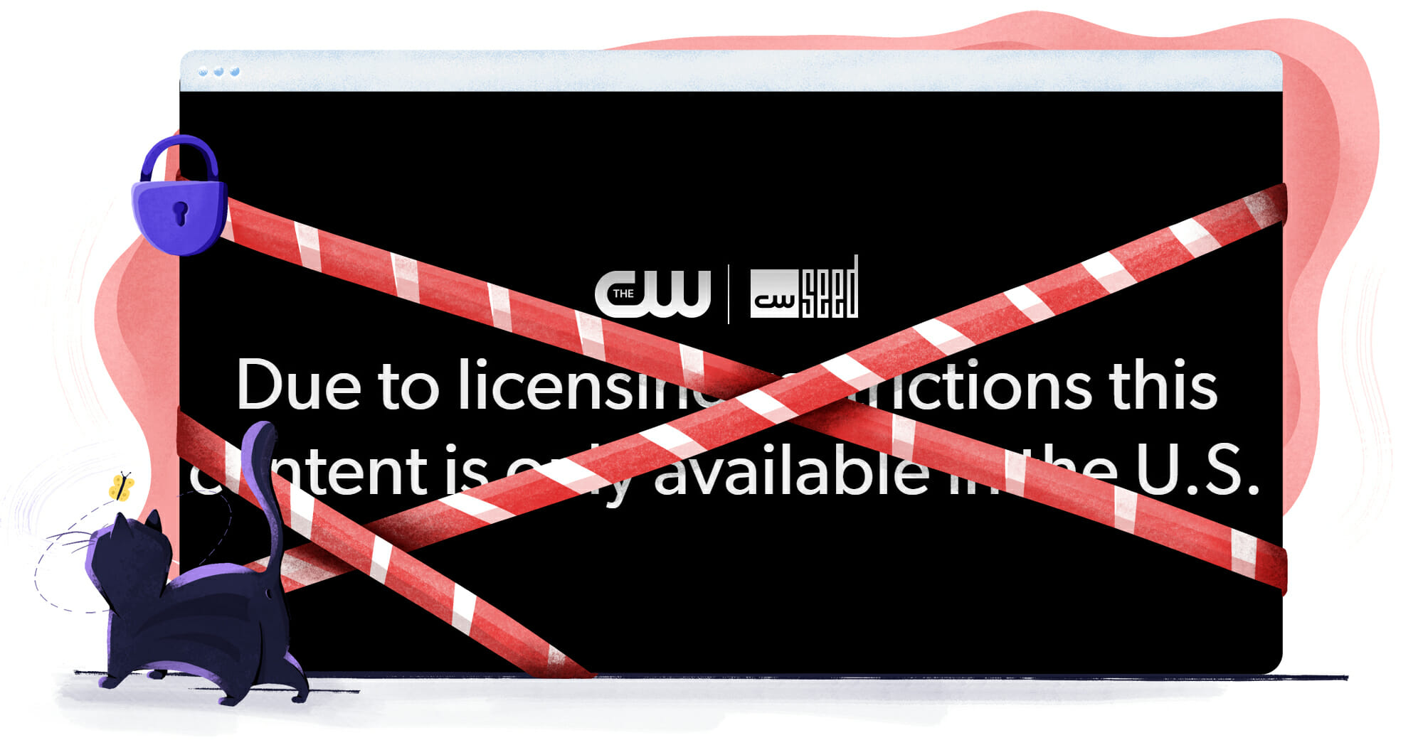 CW and CW Seed not available outside the US