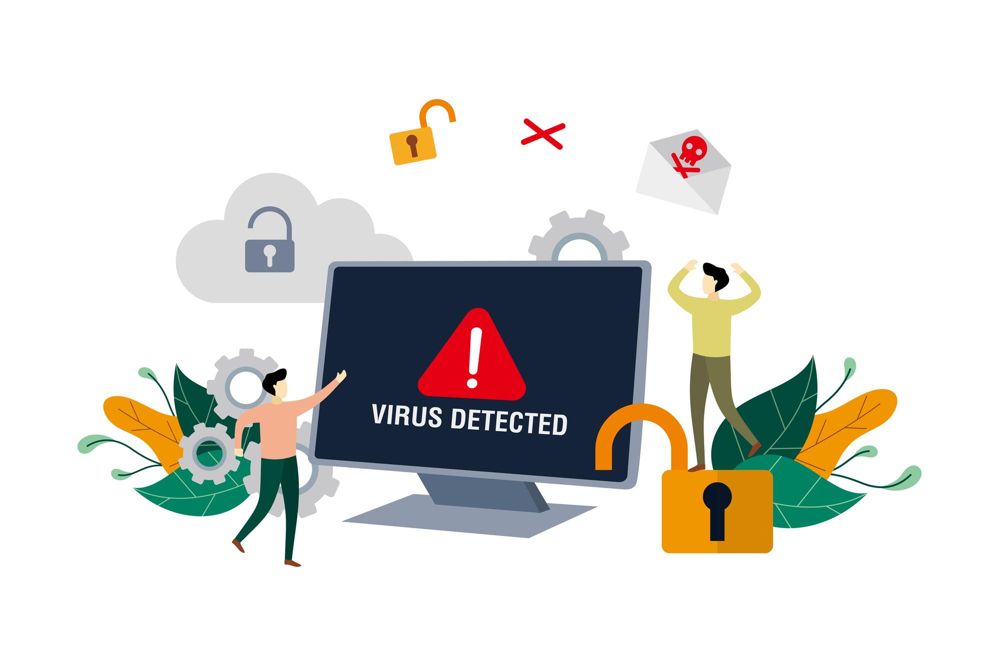 Wirus dołącza się do jakiegoś innego pliku hosta