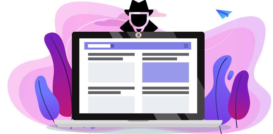 Spyware monitoruje całą twoją aktywność