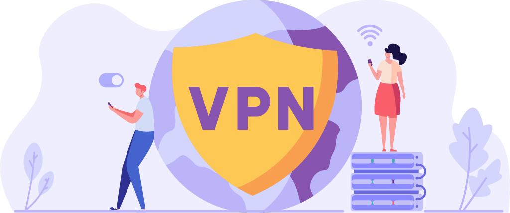 Użyj VPN, aby ominąć geoblokady