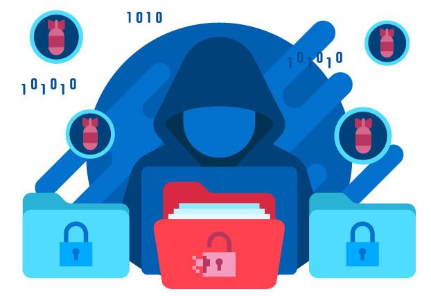 Die häufigsten Angriffe seit der Pandemie waren DDoS-Attacken