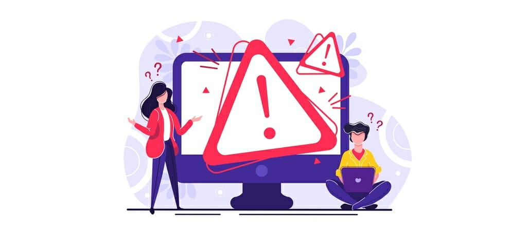 Some websites consider unusual connections as a threat