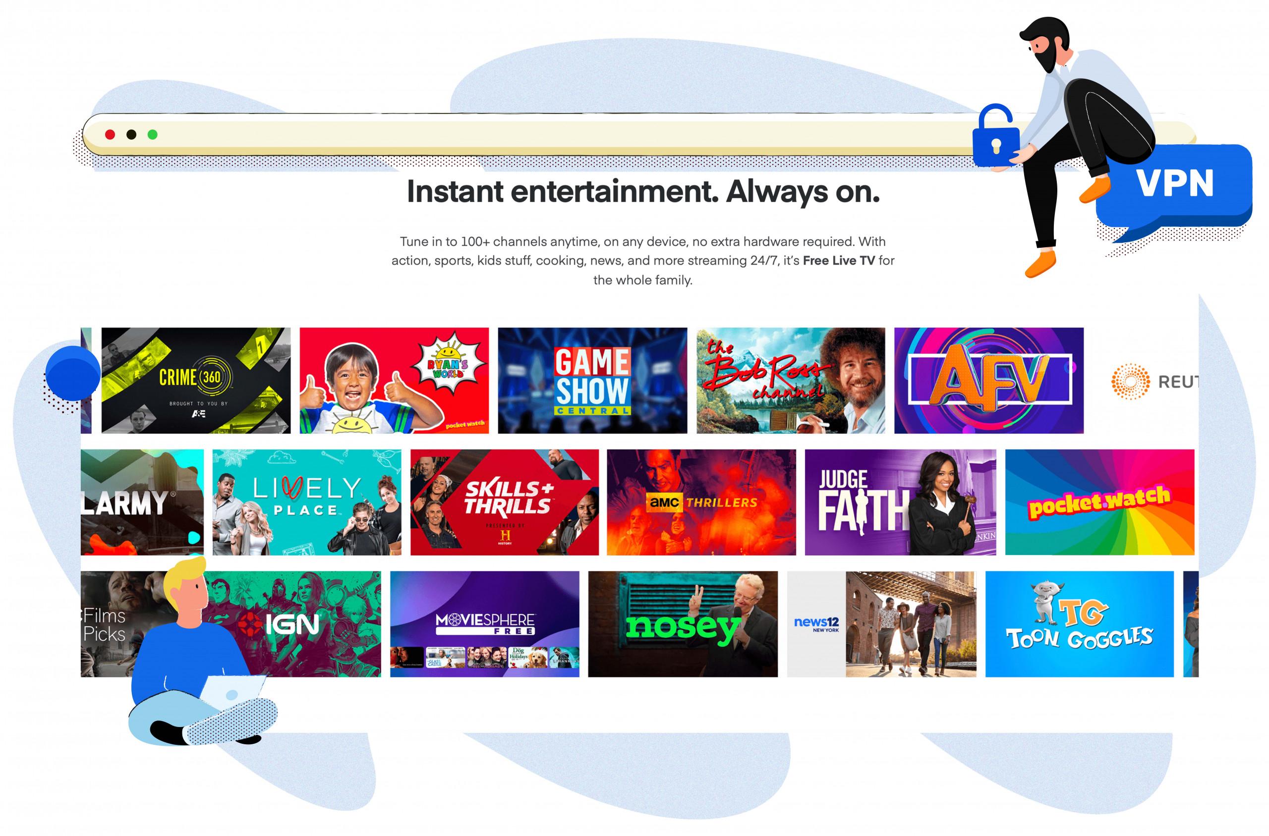Plex TV'de film ve TV şovları yayınlayın