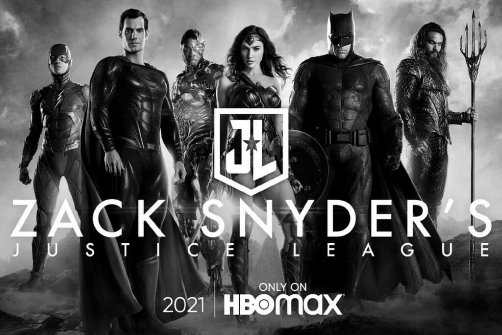 How to stream the Snyder Cut