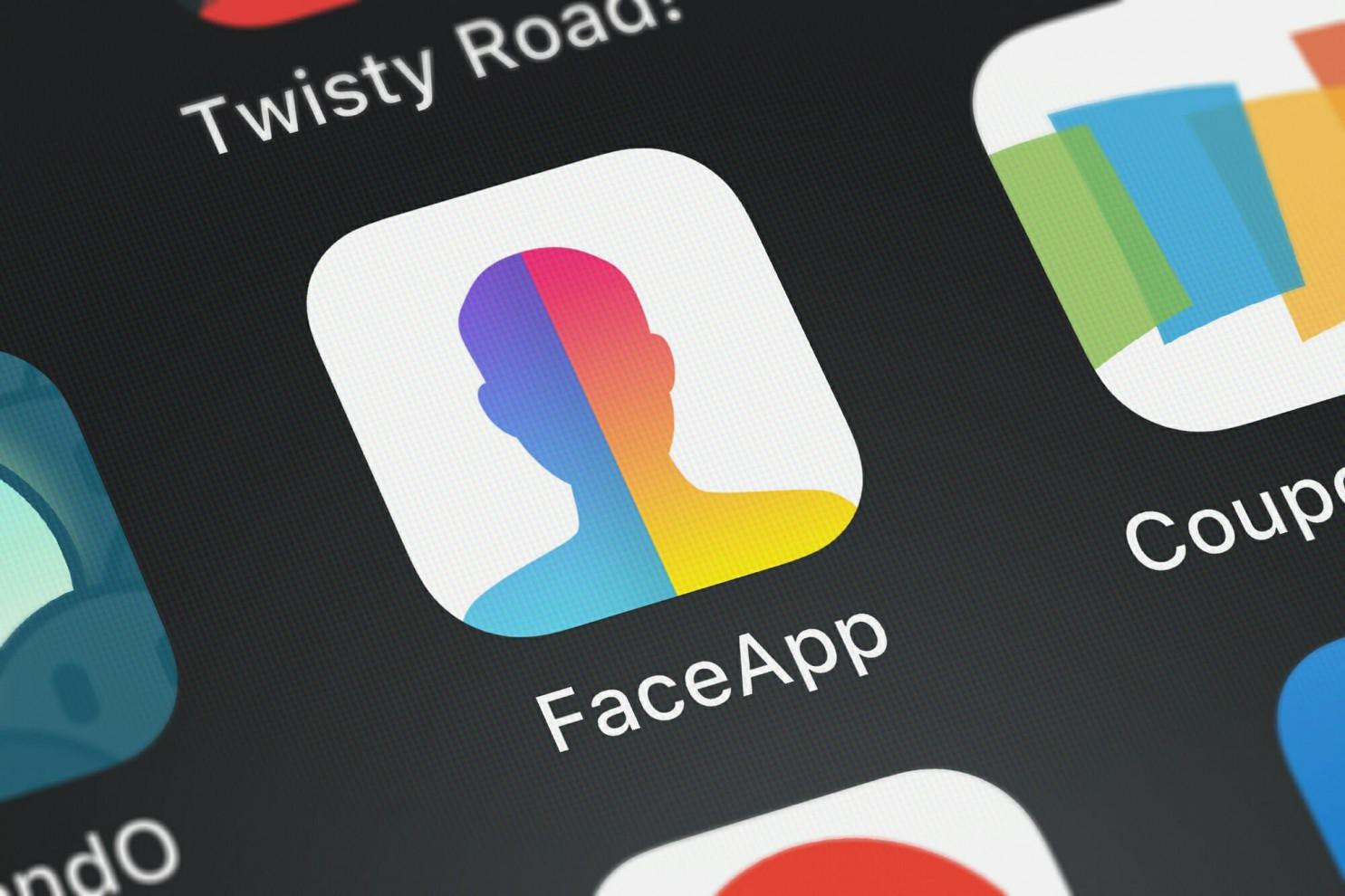 Is het FaceApp veilig?