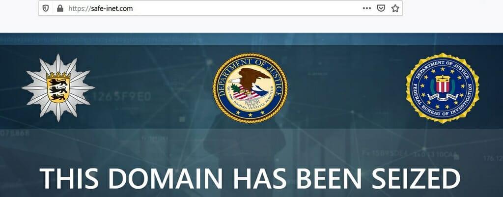 VPN-dienst neergehaald door FBI en Europol