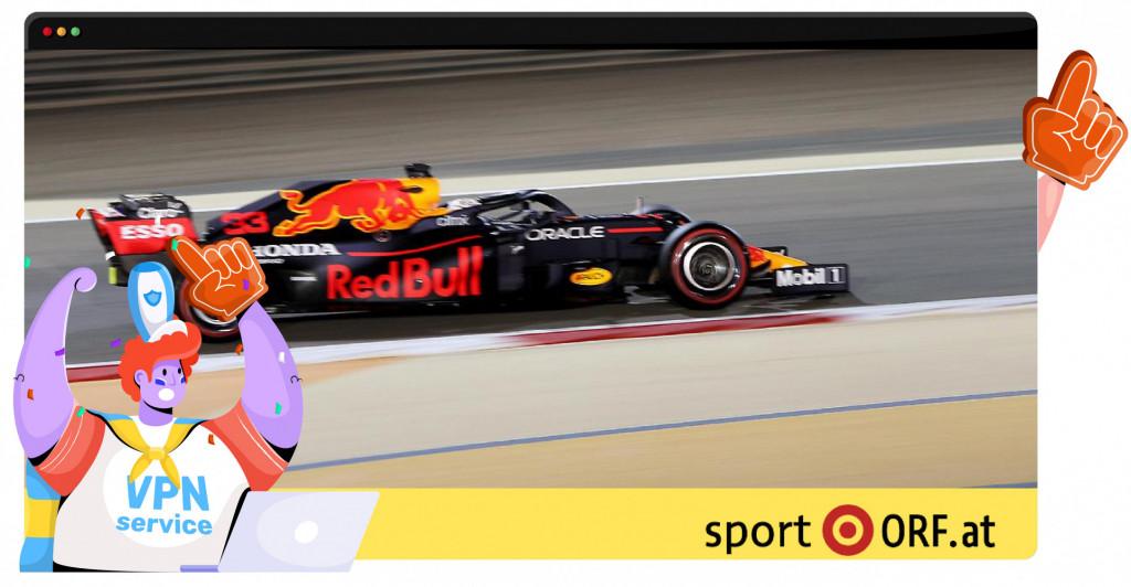 OFR 1 streamt de Formule 1 races
