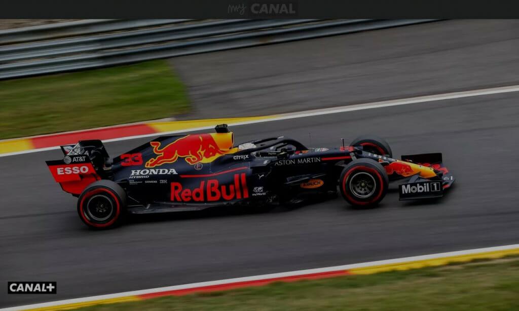 Formel-1-Streaming auf Channel 8 Frankreich