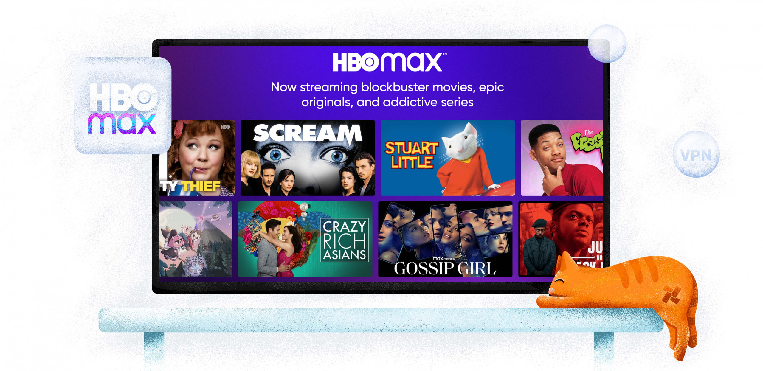 Guarda Gossip Girl Rebook su HBO Max con una VPN