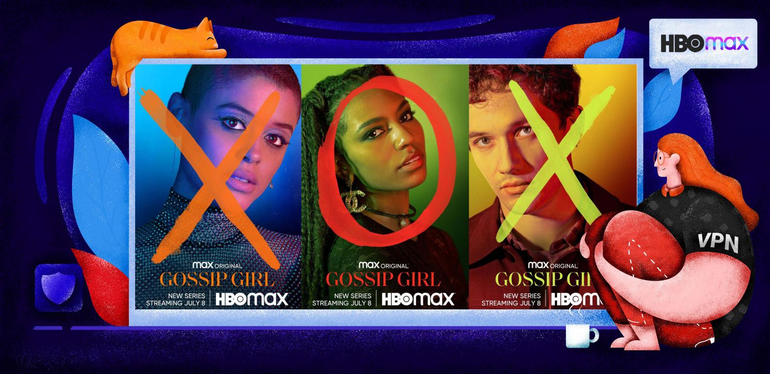 Come vedere il reboot di Gossip Girl in Italia