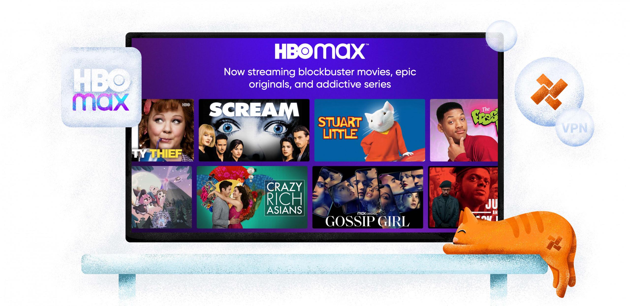 Kijk Gossip Girl Reboot op HBO Max met VPN Nederland