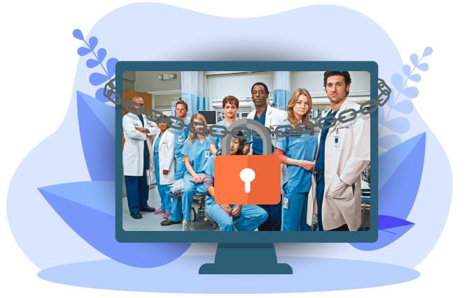 Grey's Anatomy staat niet op Nederlandse Netflix