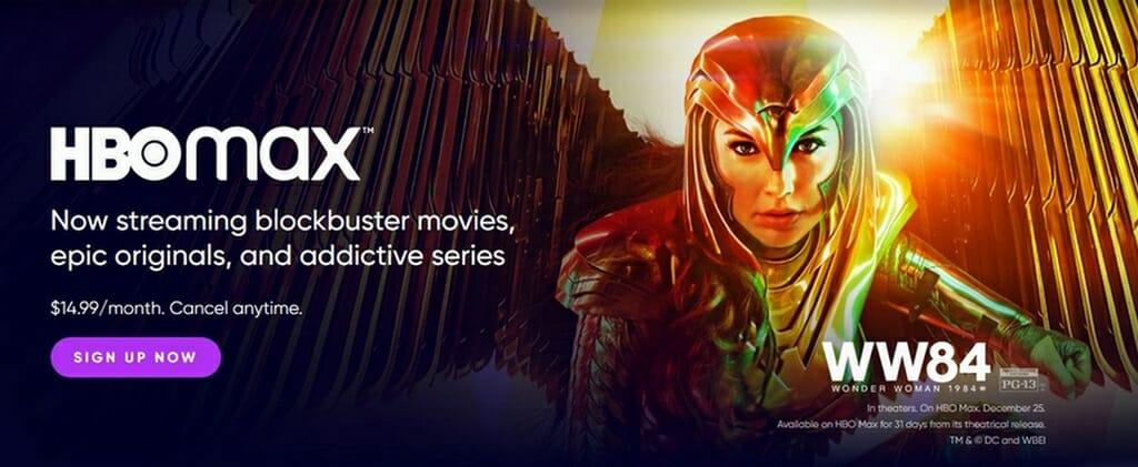 HBO Max Magyarország