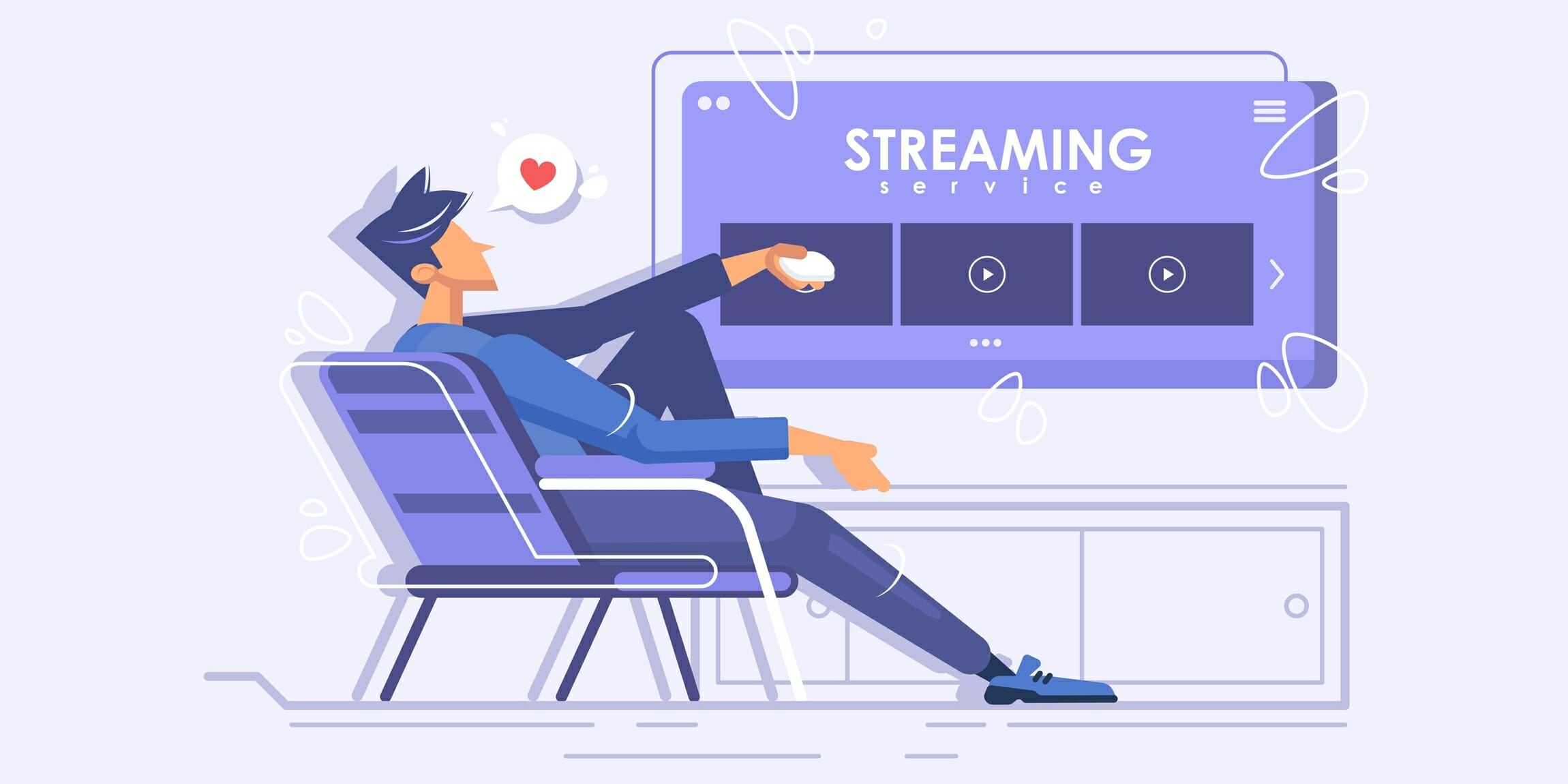 the demand for free streaming services is higher than ever