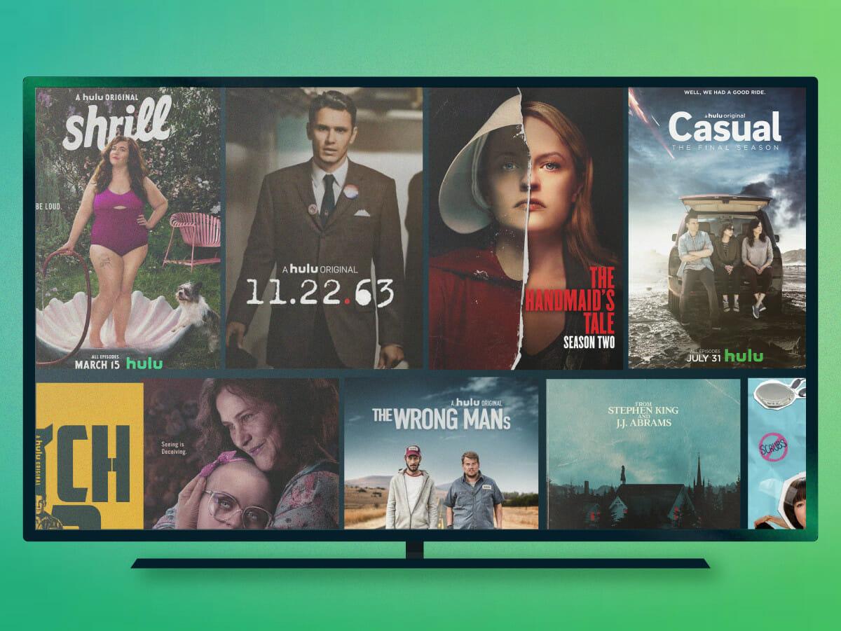 Hulu streaming szolgáltatás