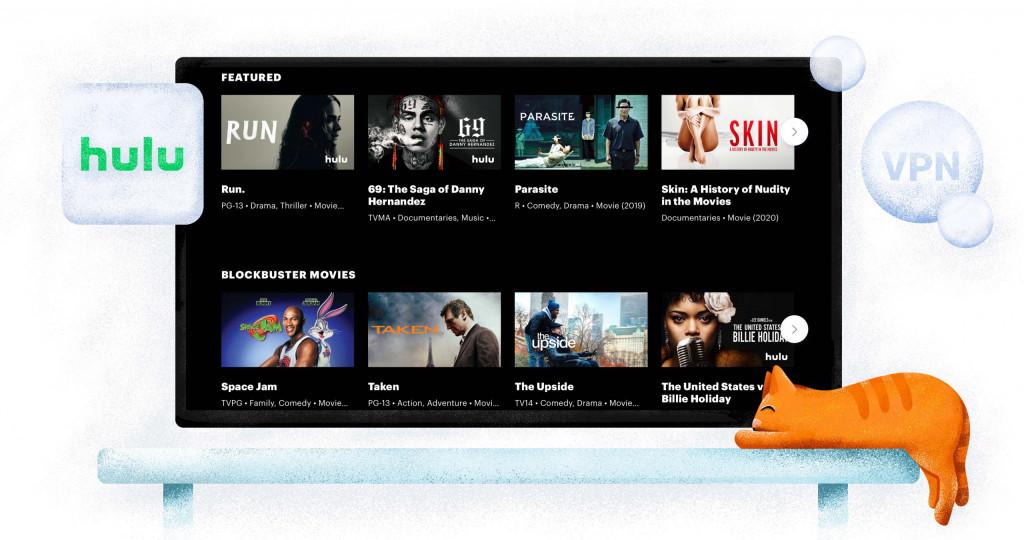 Hulu streaming filmek