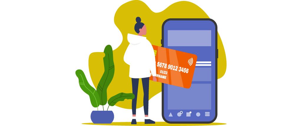 Je hebt een Amerikaanse bankkaart nodig