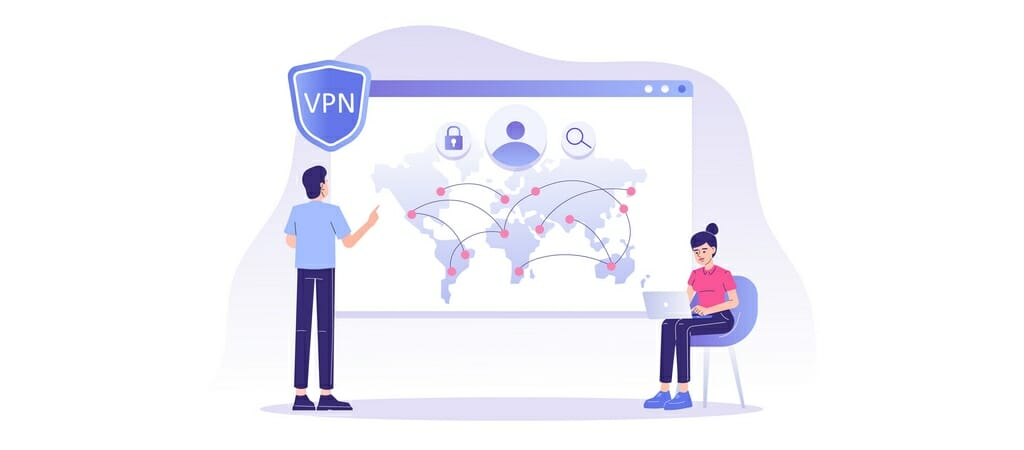 Gehen Sie Geoblockaden mit einem VPN um